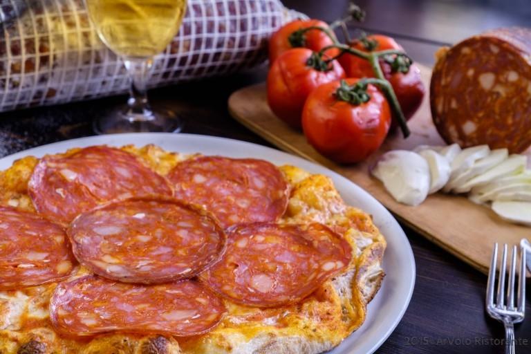 ArVolo Pizza Rossa Indiavolata