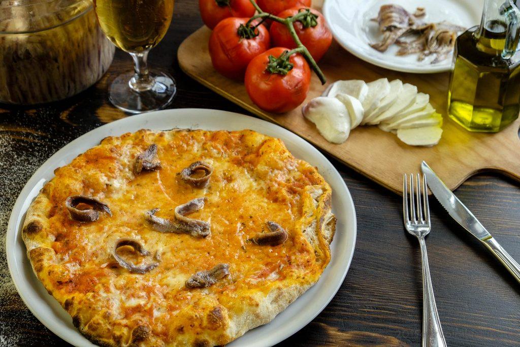 ArVolo Pizza rossa Napoli