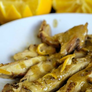 ArVolo Tagliata di Pollo in salsa d'arancia