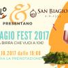 San Biagio Fest – Tutta la birra che vuoi (10 ottobre)
