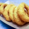 Anelli di cipolla fritta (6 pezzi)