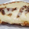 Bruschetta con mozzarella di bufala e alici