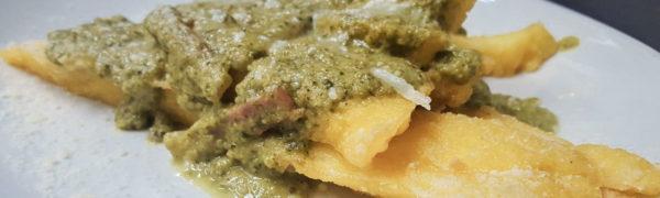La polenta: il cibo di una volta!