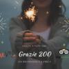 Grazie 200!
