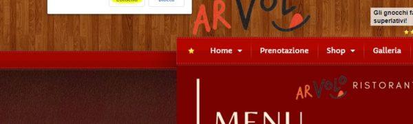 Sempre informati con le notifiche push di ArVolo.com