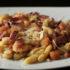 Cavatelli con Zucca, Caciocavallo, Guanciale e pepe
