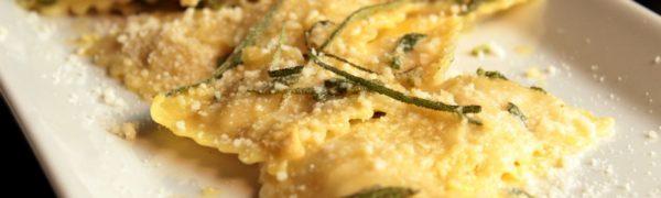 Ravioli ripieni di ragù di Carni bianche alle spezie Mediterranee
