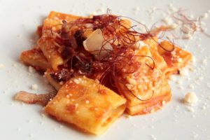 Pacchero all'Amatriciana